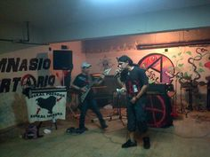 Punk en vivo