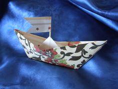 Papierowe łódki