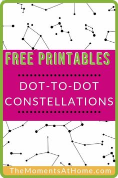 constellations for kids printables night skies & constellations for kids printables ; constellations for kids printables night skies ; constellations for kids printables stars ; constellations for kids printables solar system Constellation Activities, Constellation Craft, Space Activities For Kids, Science Activities, Fun Worksheets For Kids, Science Fun, Science Projects, Science Experiments, Lessons For Kids