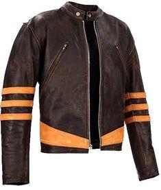 X MEN wolverine origins distress brown leather by ukmerchant, $129.99
