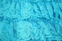 Lace Romper for Babies and Girls Medium Turquoise ** See this great product.