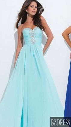 Prom dresses look so cool on you