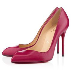 Christian Louboutin Corneille 100mm Pumps Rose Matador