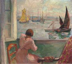 Henri_Lebasque-Young-Girl-at-the-Window.jpg 740×666픽셀