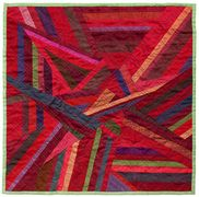 Abstract Quilts - Contemporary Quilt
