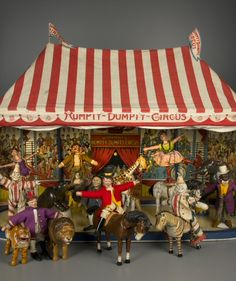 Schoenhut's Humpty Dumpty Circus The Greatest Toys on Earth