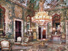 Madrid, Palacio Real, Salón de Gasparini, Editor: patrimonio nacional nº 21