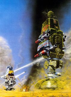The Cosmic Decoy, Angus McKie