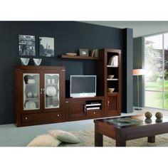 En el salón, la madera transforma los espacios y los vuelve confortables, acogedores y con un punto clásico que nunca pasa de moda....