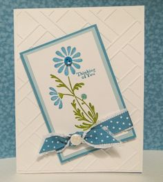Buttoned up Flower by jasonw1 - Cards and Paper Crafts at Splitcoaststampers