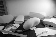 denon cocoon wireless speakers by feiz design studio