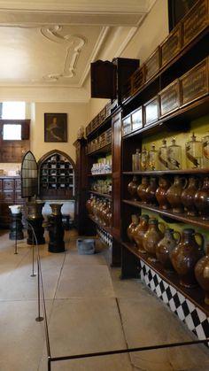 Memling museum aka Old St. John's Hospital, old pharmacy - © Sabrina Ide - 2013