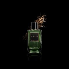 Essence No. 6 : VETIVER is the result of a quest not just for perfection but for a personal accord too...