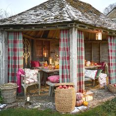 Laura Ashley Cranberry Cottage #LauraAshleyAW17