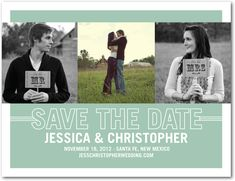 save the date postcards - Google Search