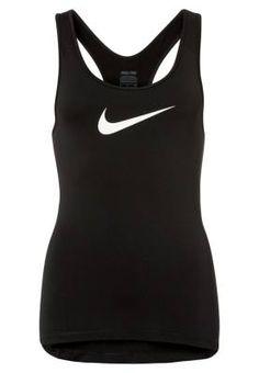 Nike Performance Pro Cool Top Black White La Camiseta Deportiva Para Mujer Aunque pensemos que una camiseta de deporte para mujer no es una de las cosas más importantes a tener en cuenta cuando practicas un deporte, no es cierto.
