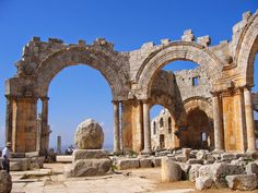 MiSaCheStudio: Storia Medievale  Basilica San Simeone