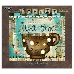 Coffee 2013 Wall Calendar