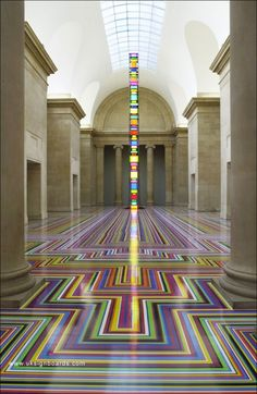 Tate Museum London...amazing. Ben you have to check this out!!!!