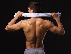 「男 背中 筋肉」の画像検索結果
