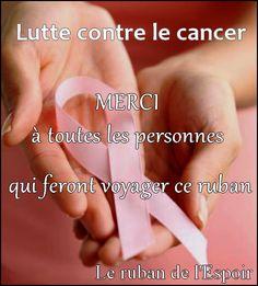 Nirvana-Santé: Rubans pour le cancer