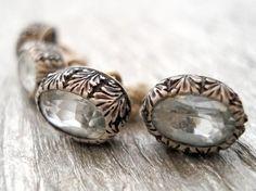 antique cufflinks