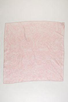 Dior Floral Scarf In Pink - Beyond the Rack