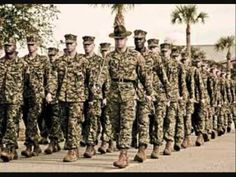 United States Marine Corps Cadence - 13 Weeks Of Misery!