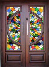 Church Doors DbyD-7092