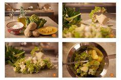 Maestra Natura - Crocchette di broccolo e patate (anche senza glutine)