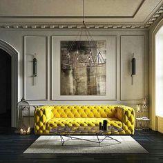 Entzuckend Yellow Mellow Photo Via: @ashleytstark