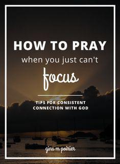 How To Pray for Beginners | Prayer Tips | Prayers for Strength