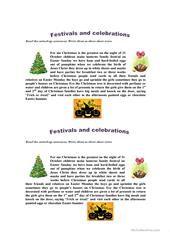 Holidays in Italy worksheet - Free ESL printable worksheets made by teachers