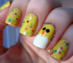 Easter nails! !!!