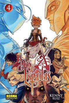 Dos Espadas - artist: Kenny Ruiz and Noiry (color) Manga, Dark Horse, Comic Covers, Comic Books, Marvel, Horses, Disney, Artist, Anime