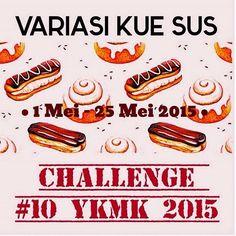 nandangwuyung: Challenge #10 YKMK: FLOSS ROLL CHOUX PASTRY