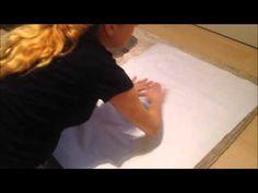 alt değiştirme örtüsü dikimi - YouTube