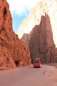 The Airloom: Morocco Van, Atlas Mountains Visit Morocco, Morocco Travel, Morocco Honeymoon, Desert Places, Desert Dream, Atlas Mountains, North Africa, Marrakech, Beautiful Beaches