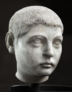 (c. 200-300 CE) Roman Boy Roman Sculpture, Sculpture Art, Roman History, Art History, Roman Man, Art Romain, Old Faces, Virtual Museum, Ancient Rome