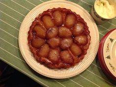 Tarte Tain, een omgekeerde appeltaart