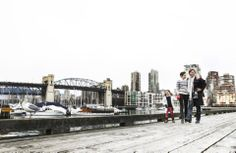 Flytographer. Vacation Photographer. Modern, beautiful vacation photos together in over 50 cities worldwide. Photographer: Raeleigh Good. www.flytographer.com #Vancouver #kids #vacation #travel #holiday #canada #GranvilleIsland #photographer