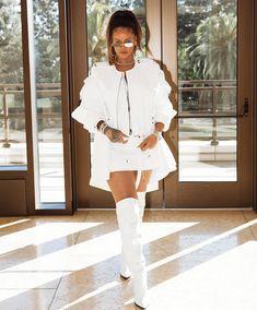 Rihanna | See Cardi B, Keke Palmer, Jourdan Dunn, Patti LaBelle, Lena Waitheand more celebrity pics of the week.