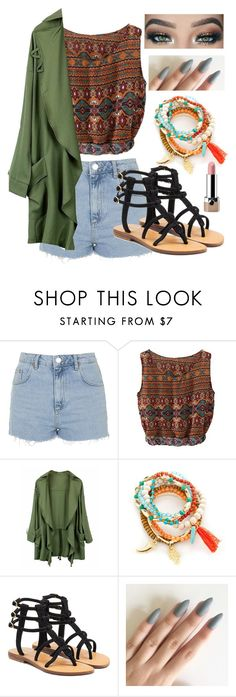 """""""Olive"""" by mary-elizabeth-1998 ❤ liked on Polyvore featuring Topshop, Red Camel, Mystique and Marc Jacobs"""