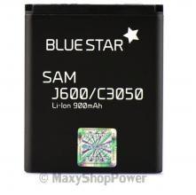 BATTERIA ORIGINALE BLUE STAR 3,7V 900mAh LI-ION IONI DI LITIO PER SAMSUNG J600 NERA BLACK NE WNUOVA IDEA REGALO - SU WWW.MAXYSHOPPOWER.COM