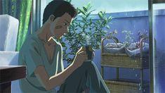 """ Movie Challenge - Day 137 The Garden of Words (2013) """