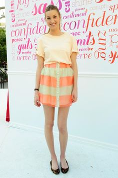 Whitney Port. Cute & comfy.