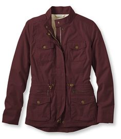Women's Lined Freeport Field Jacket | Free Shipping at L.L.Bean