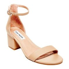 Women's Steve Madden Irenee Sandal Blush Synthetic