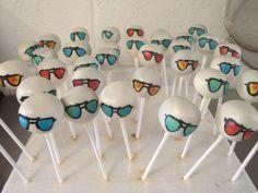 Cupcakes Take The Cake: Hamburger and sunglasses cake pops, plus rocky road cupcakes 2nd Birthday Boys, Birthday Cake Pops, Birthday Ideas, Rocky Road Cupcakes, Take The Cake, Summer Parties, Beach Party, Cake Smash, Birthdays