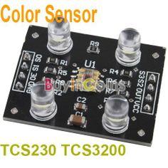 3V - 5V TCS230 TCS3200 Color Recognition Sensor Detector Module For MCU Arduino -- BuyinCoins.com E 3.71
